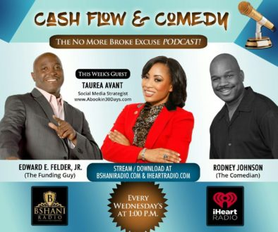 Cash Flow & Comedy Show